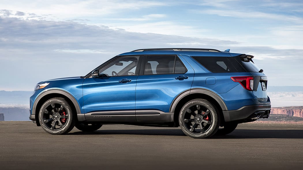 2020 Ford Explorer Base 4dr 4x2 Specs And Prices