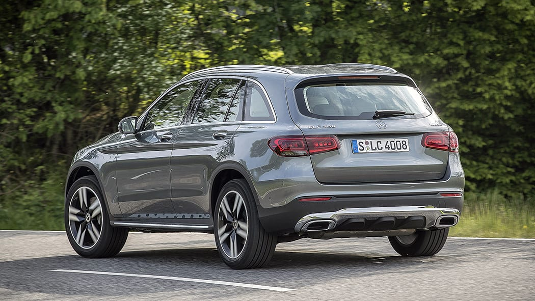 2020 Mercedes Benz Glc 300 First Drive Review What S New