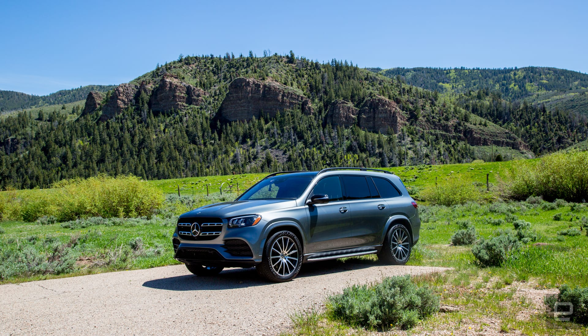 2020 Mercedes-Benz GLS first drive