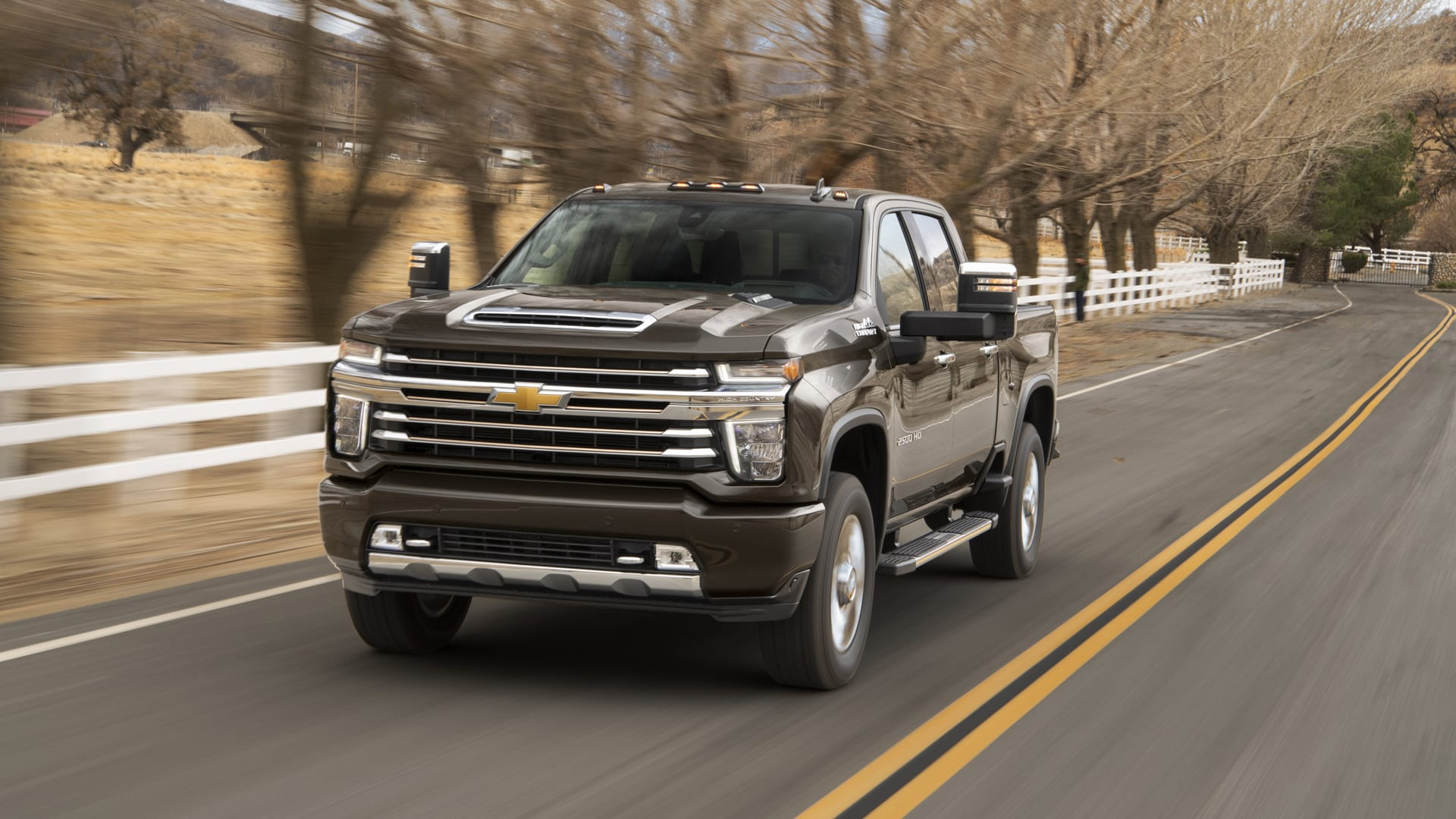 2020 Chevrolet Silverado HD First Drive Review | What's new