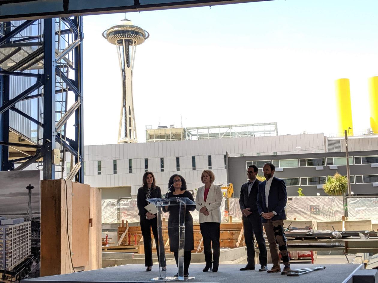 Apple's Seattle workforce will quintuple by 2024
