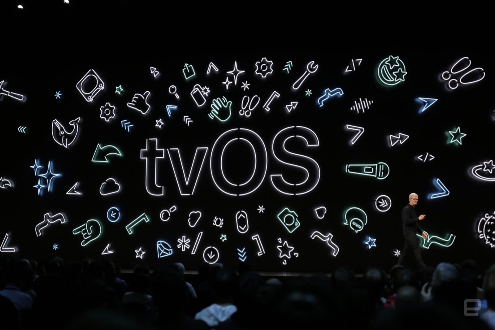 tvOS WWDC 2019