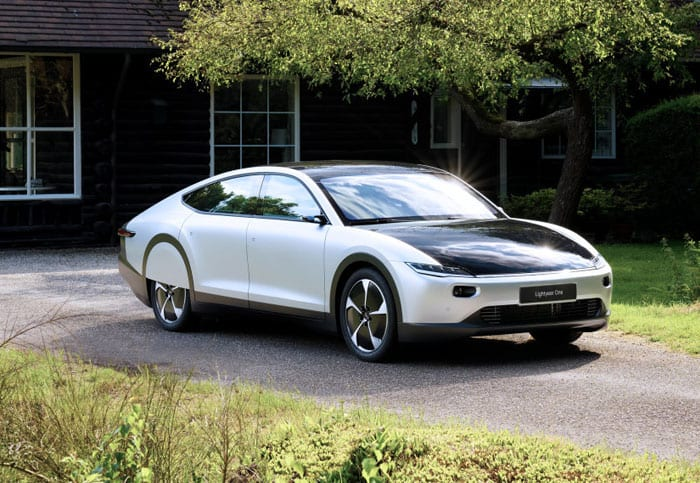 The Lightyear One is a solar-powered car with an eye-watering price
