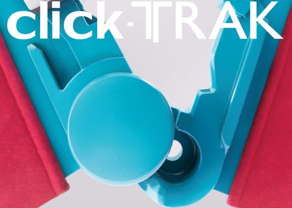 YKK、押して閉めるファスナー「click-TRAK」発表。より簡単に開閉可能に