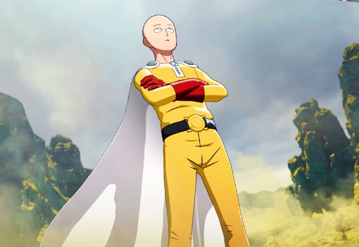 A 'One Punch Man' game is coming to consoles and PC