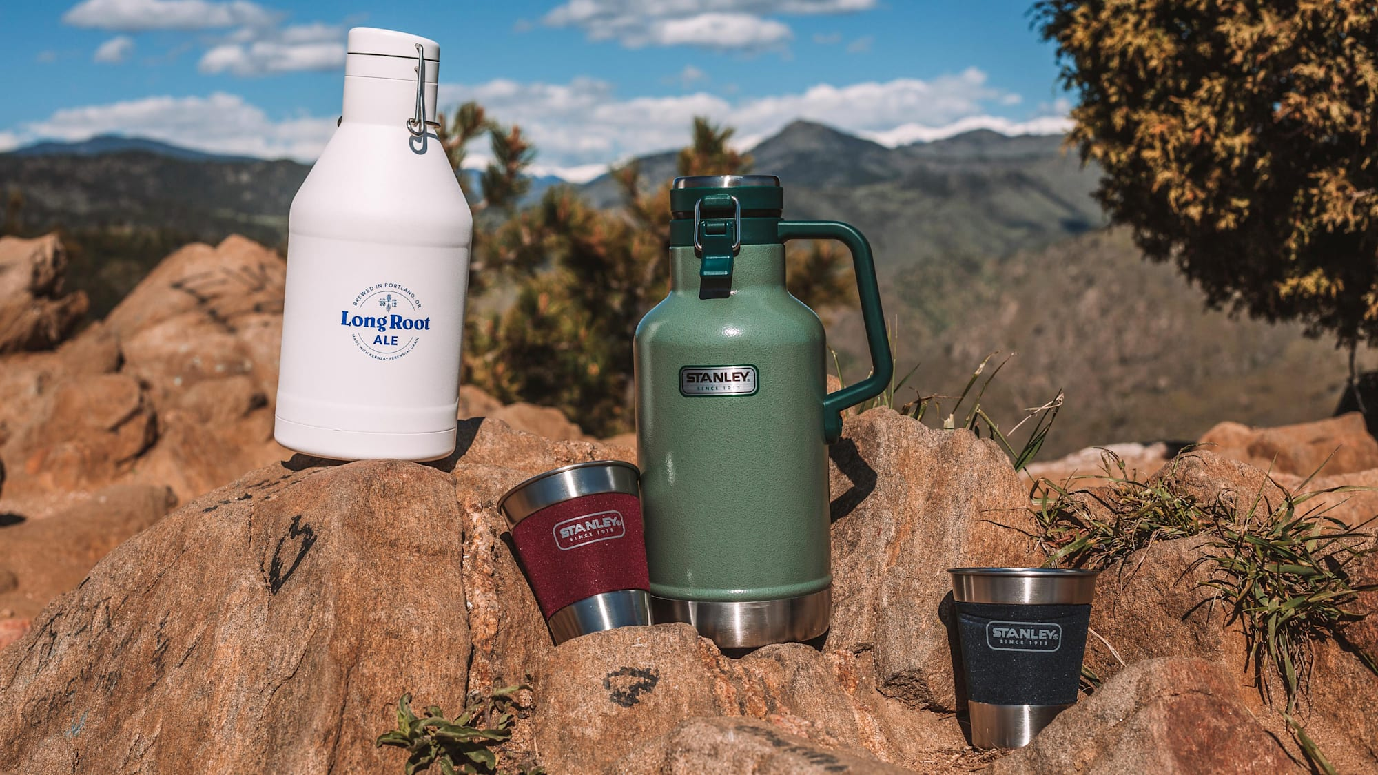 Summer Car Camping Gear - Growlers