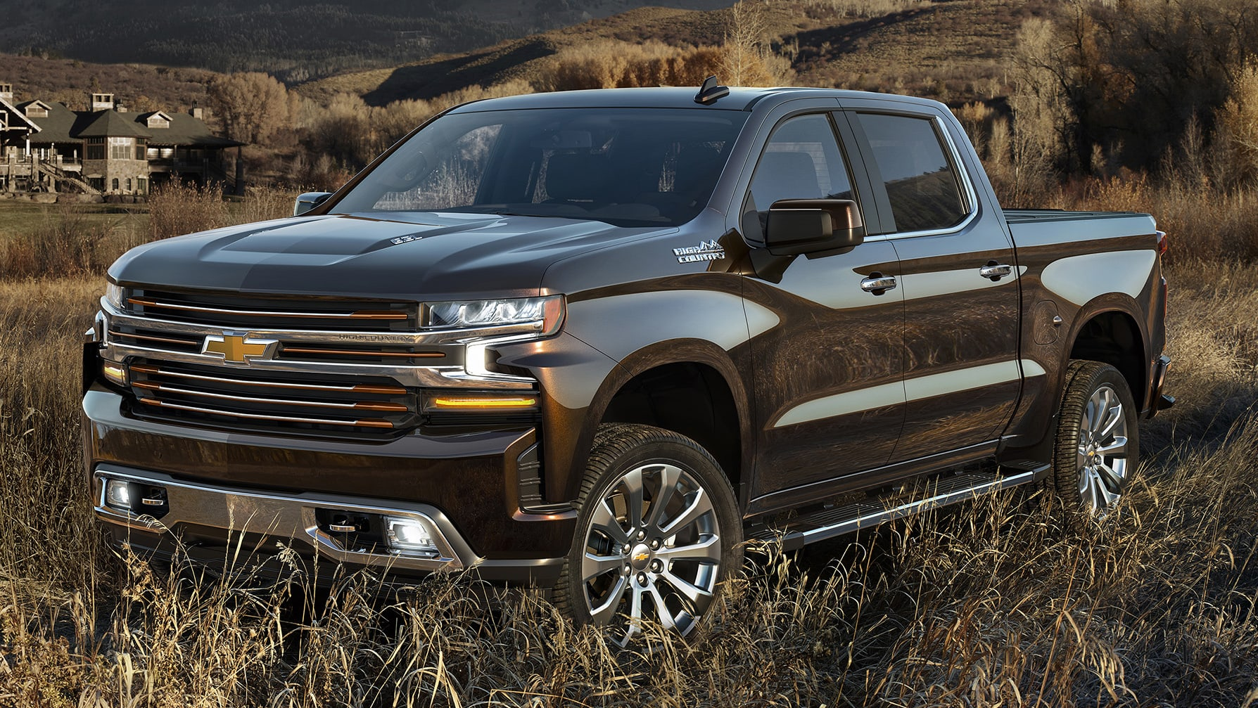 Chevrolet Tahoe High Country and next-generation Cadillac