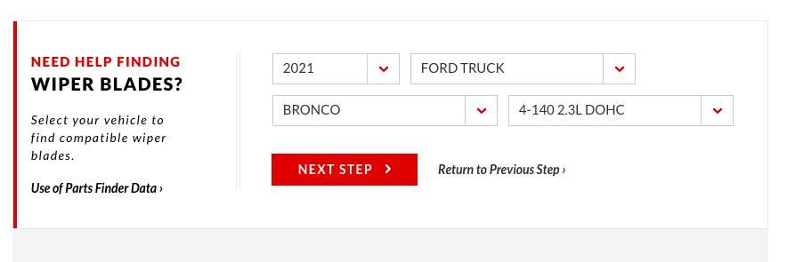 2021 Ford Bronco engine information