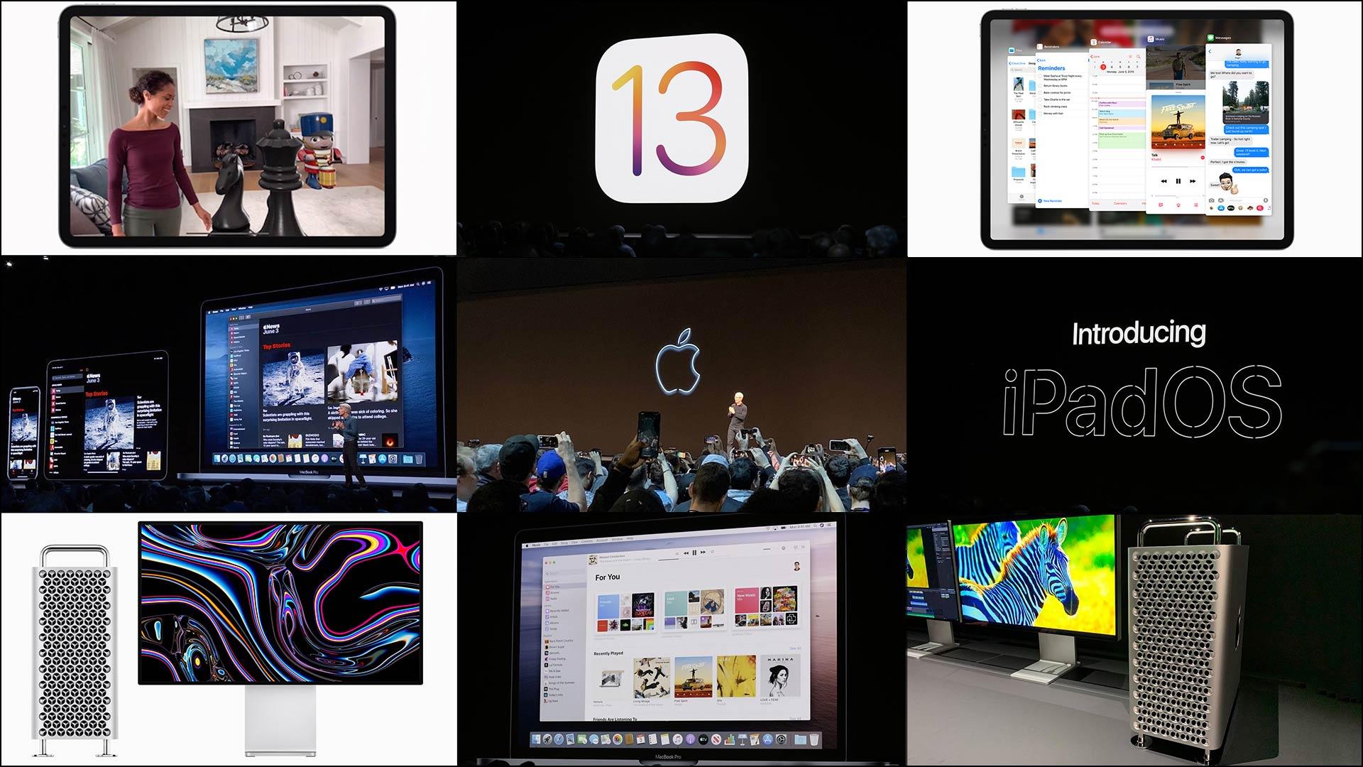 c4b546fb7d 新型「Mac Pro」や「iPadOS」、「iOS 13」など新トピックス盛りだくさん - Engadget 日本版
