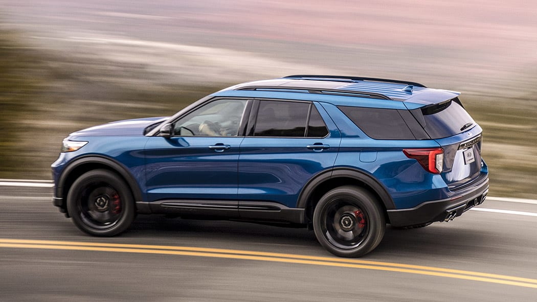 2020 Ford Explorer Information