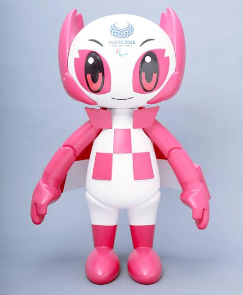 Toyota's Mascot Robot Someity