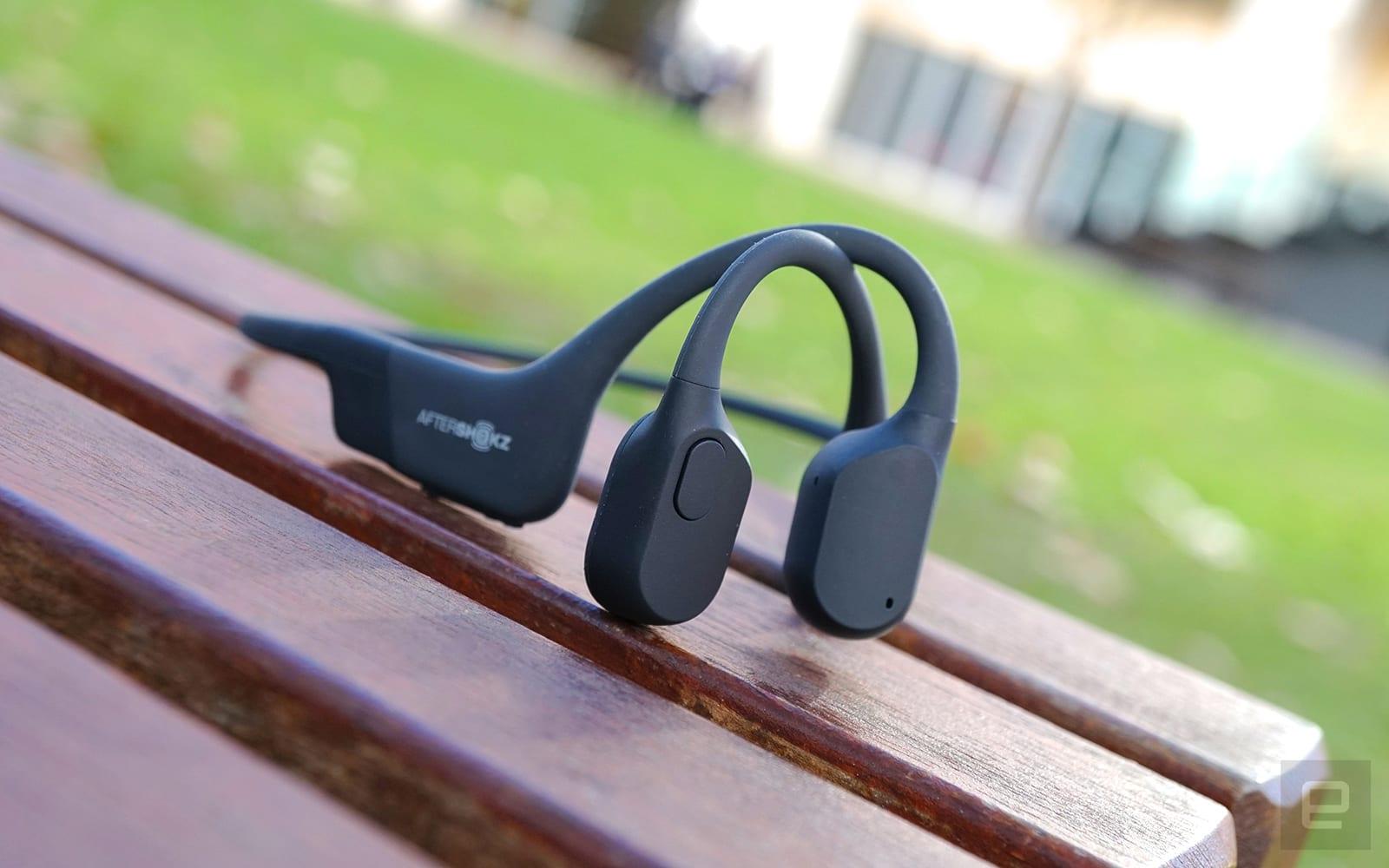 Aftershokz Aeropex 评测:竞争力已不再限于骨传导这一个耳机类别