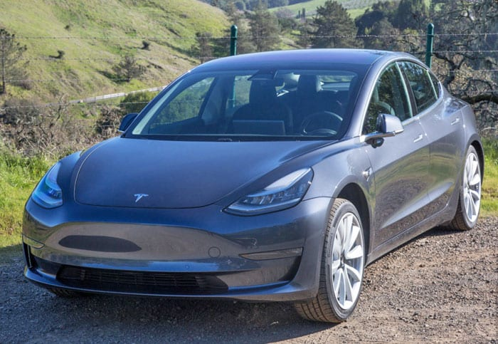 Tesla workers say they used electrical tape in Model 3 production