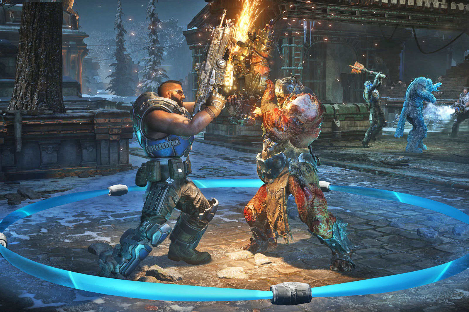 Gears 5' multiplayer test starts July 19th