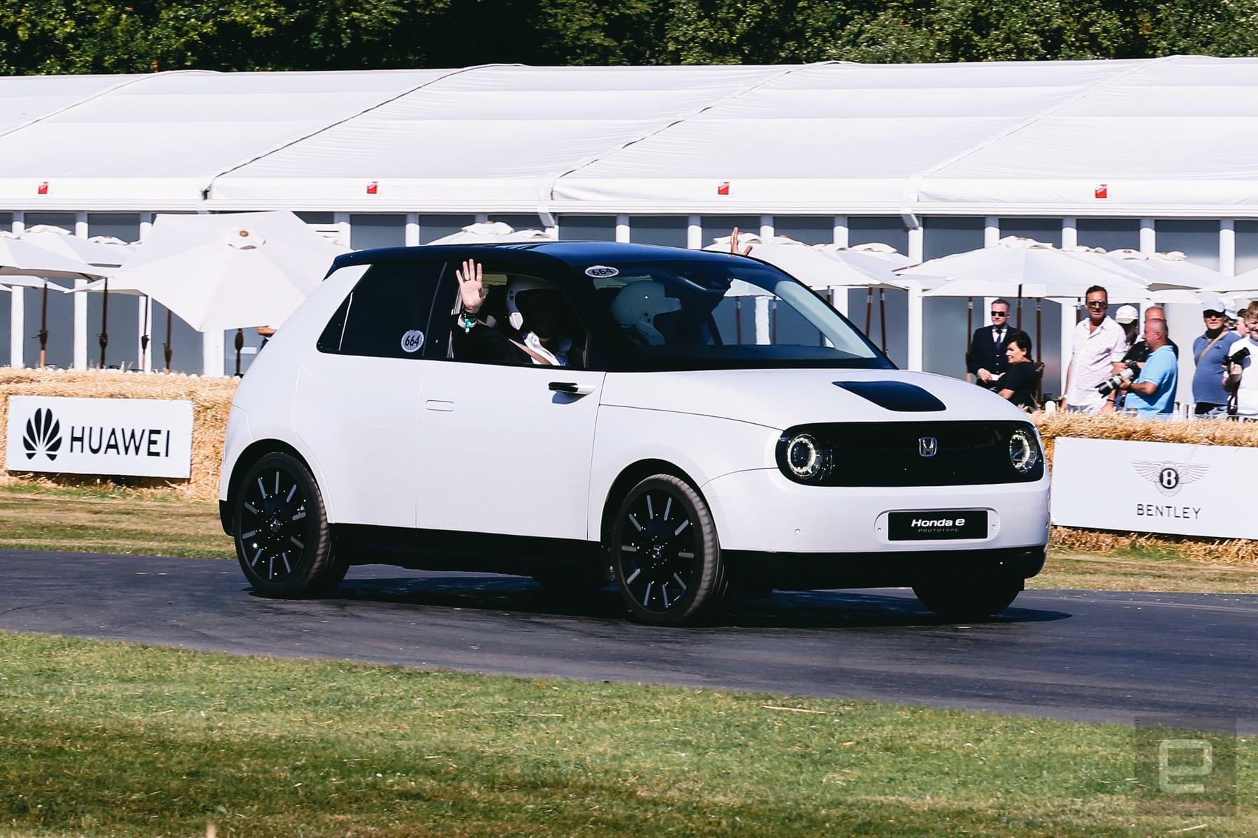Honda's e Prototype is designed to delight you
