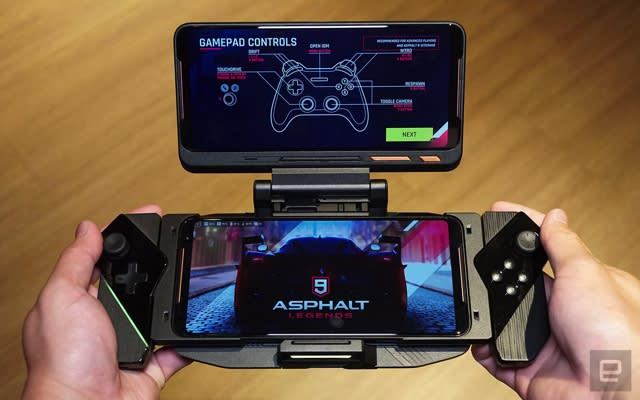 The Morning After: ASUS' new gaming phone is barely a phone