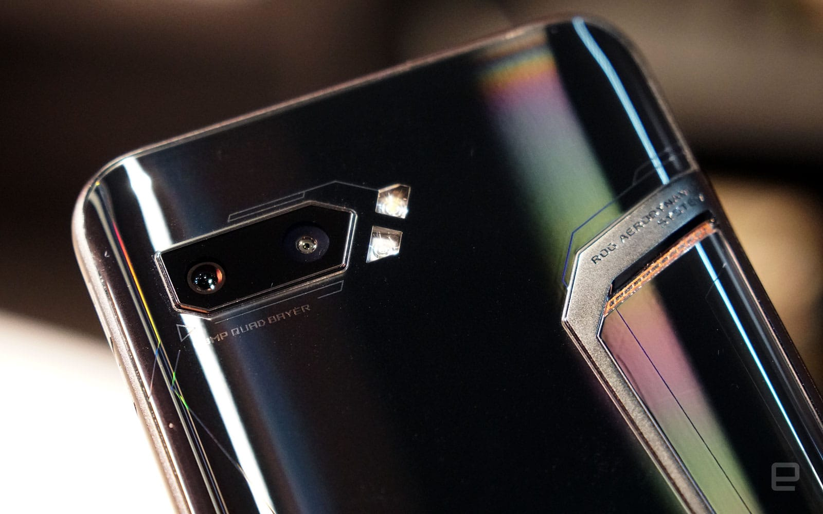 Image result for asus rog phone 2 camera