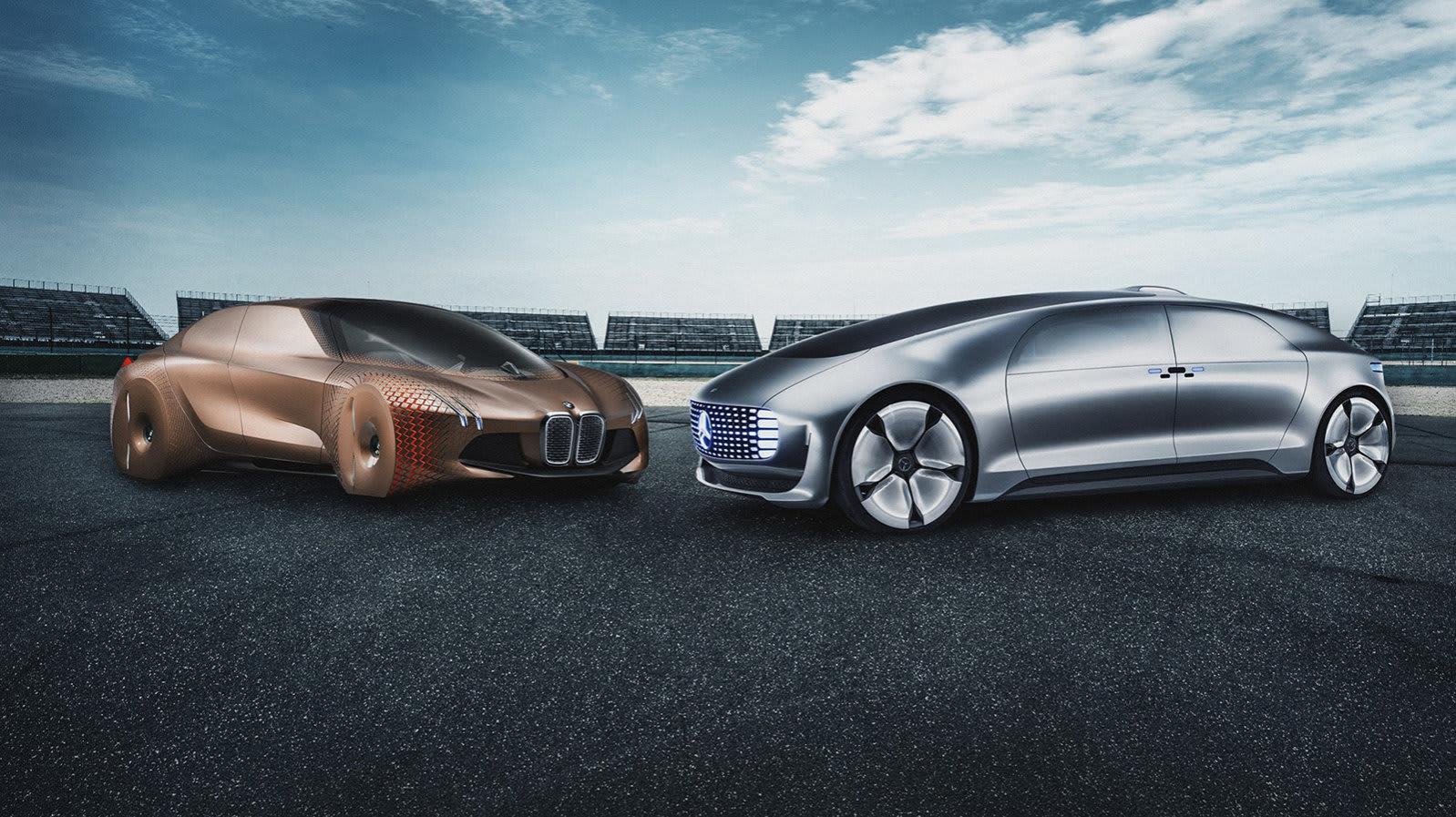 Mercedes/BMW