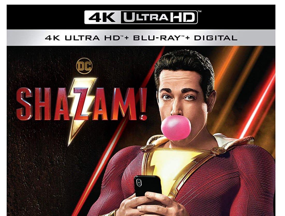 What's on TV: Shazam!