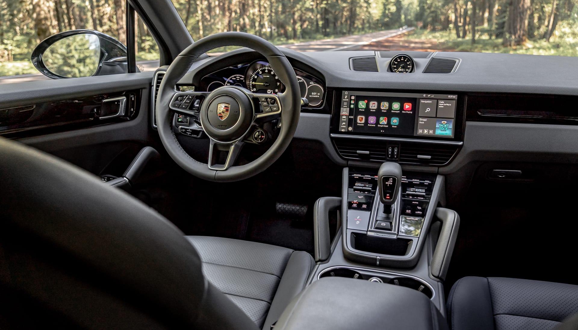 2020 Porsche Cayenne E-Hybrid first drive