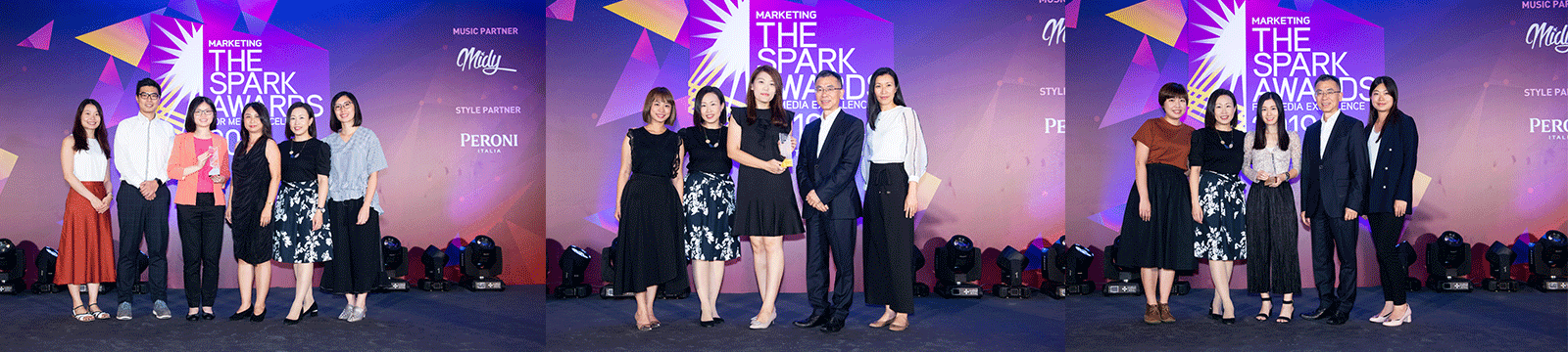 Spark Awards for Media Excellence 2019