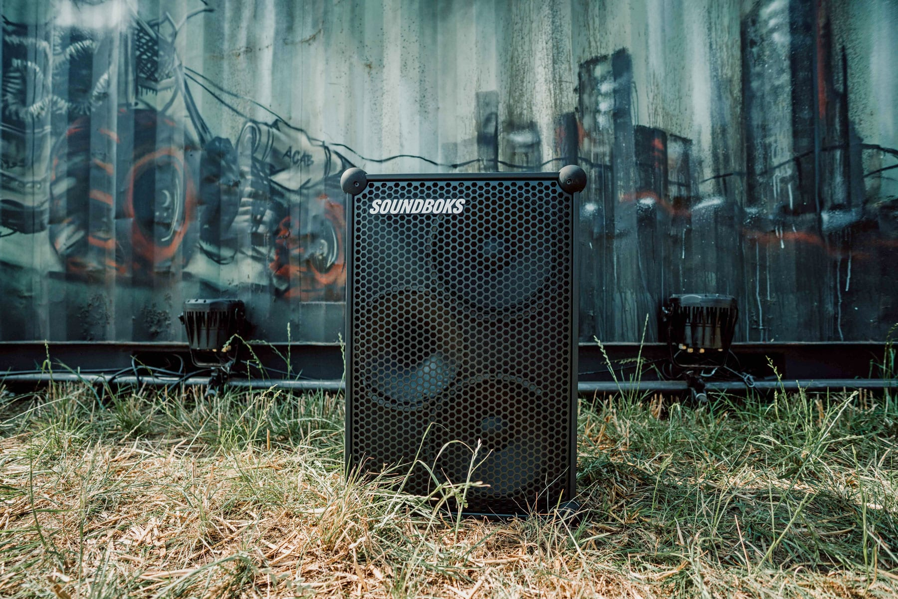 Soundboks' gigantic Bluetooth speaker is louder than ever