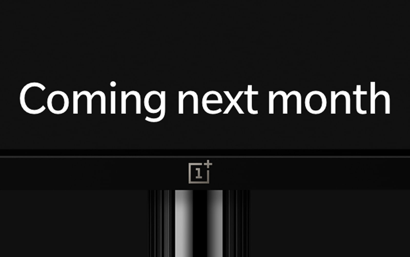 OnePlus TV arrives in India next month