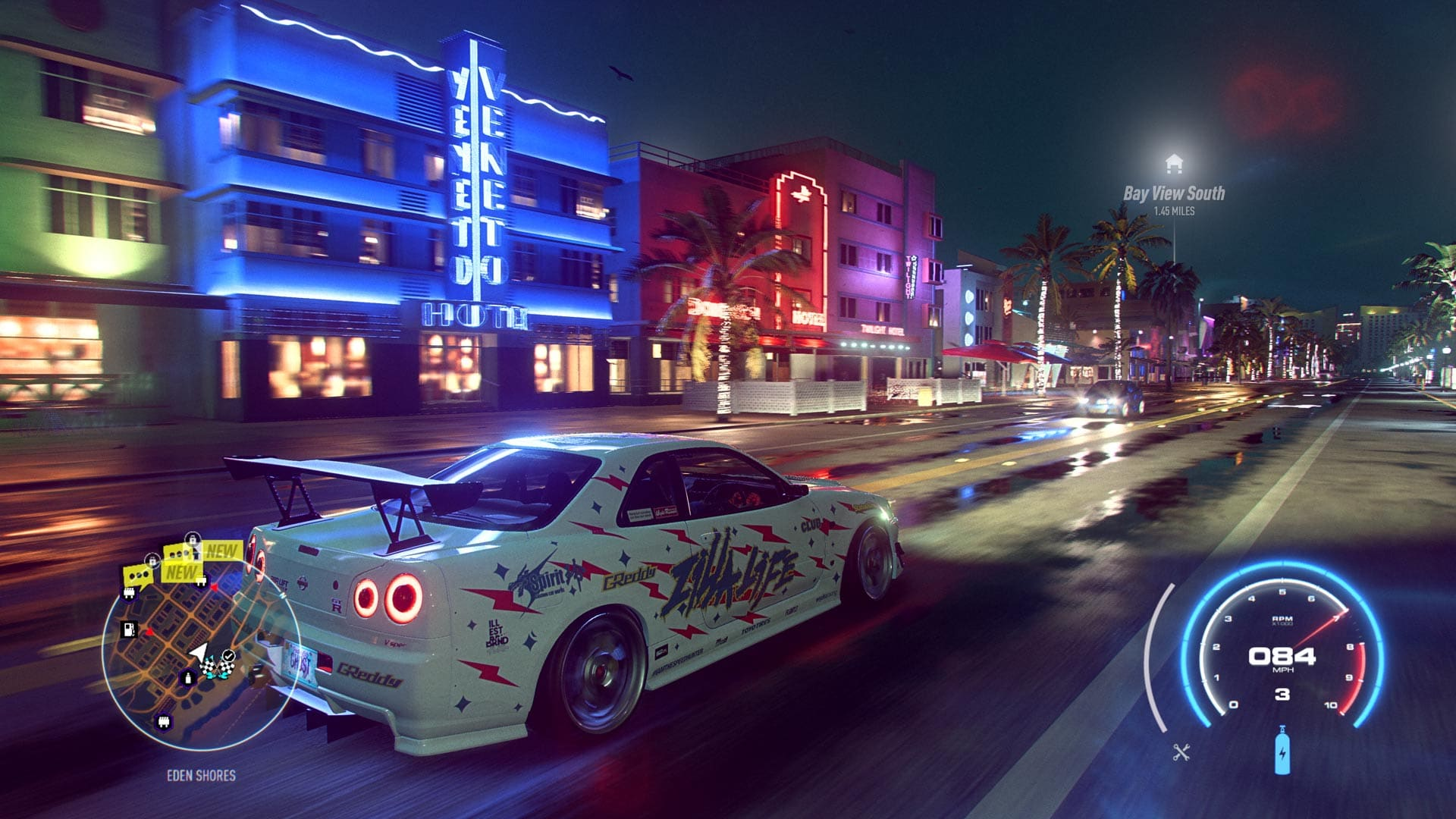 Need For Speed Heat Isn T Anything Like Payback Engadget