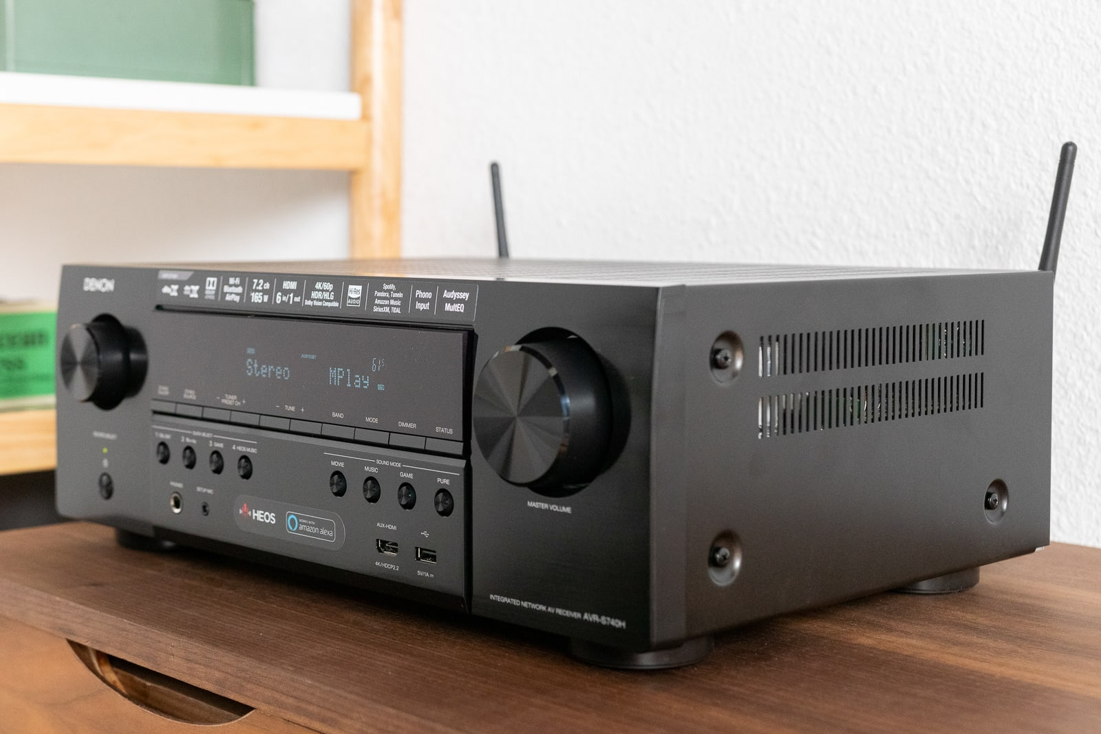 Wirecutter: the best receiver