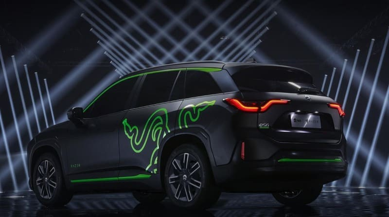 The Morning After: Razer's electric SUV