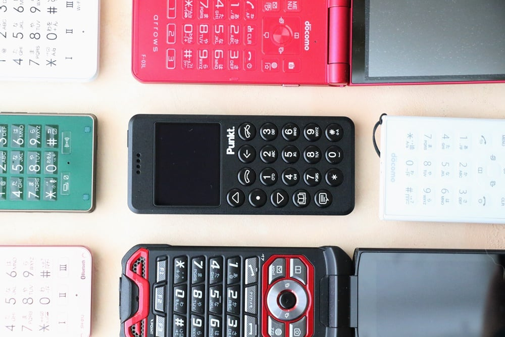 Punkt. MP02 4G Mobile Phone