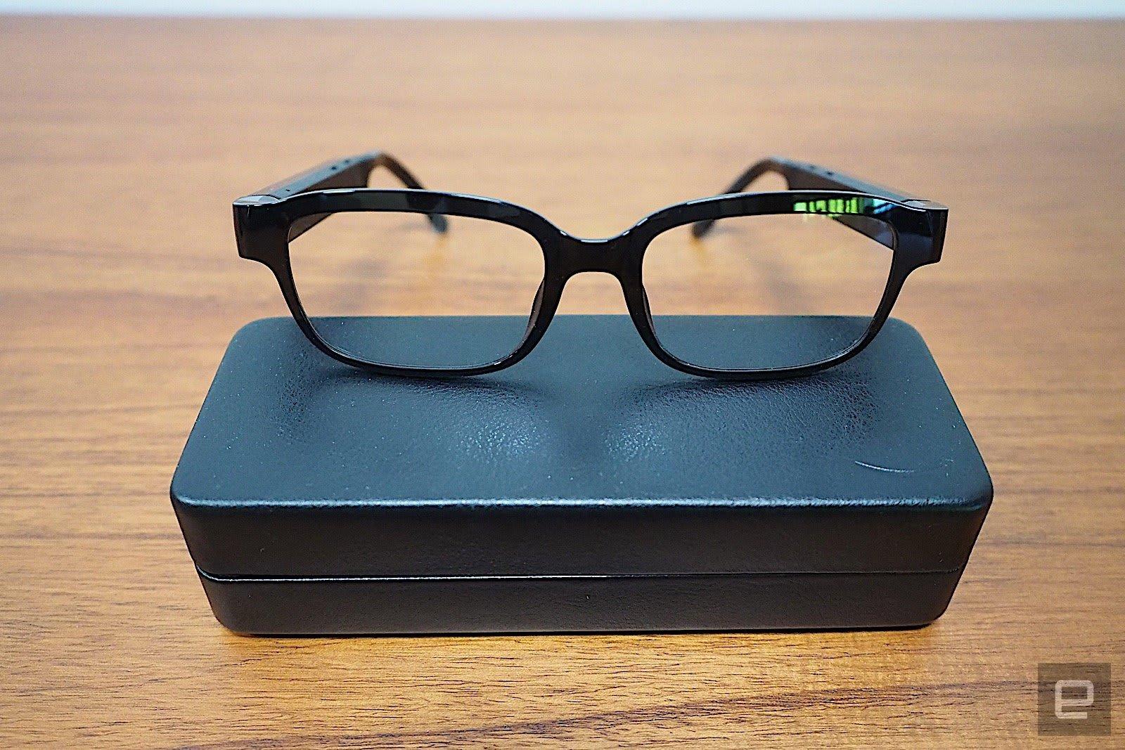 Alexa搭載メガネ「Echo Frames」をアマゾンが海外発表。ディスプレイは非搭載