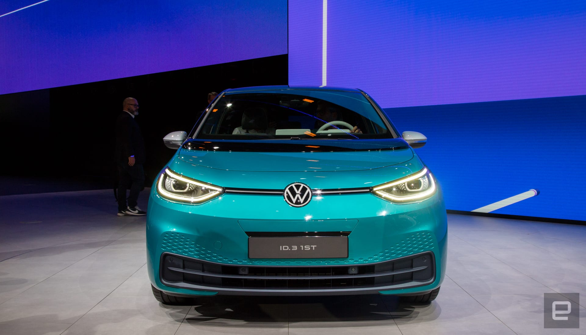 Volkswagen ID.3 unveiling