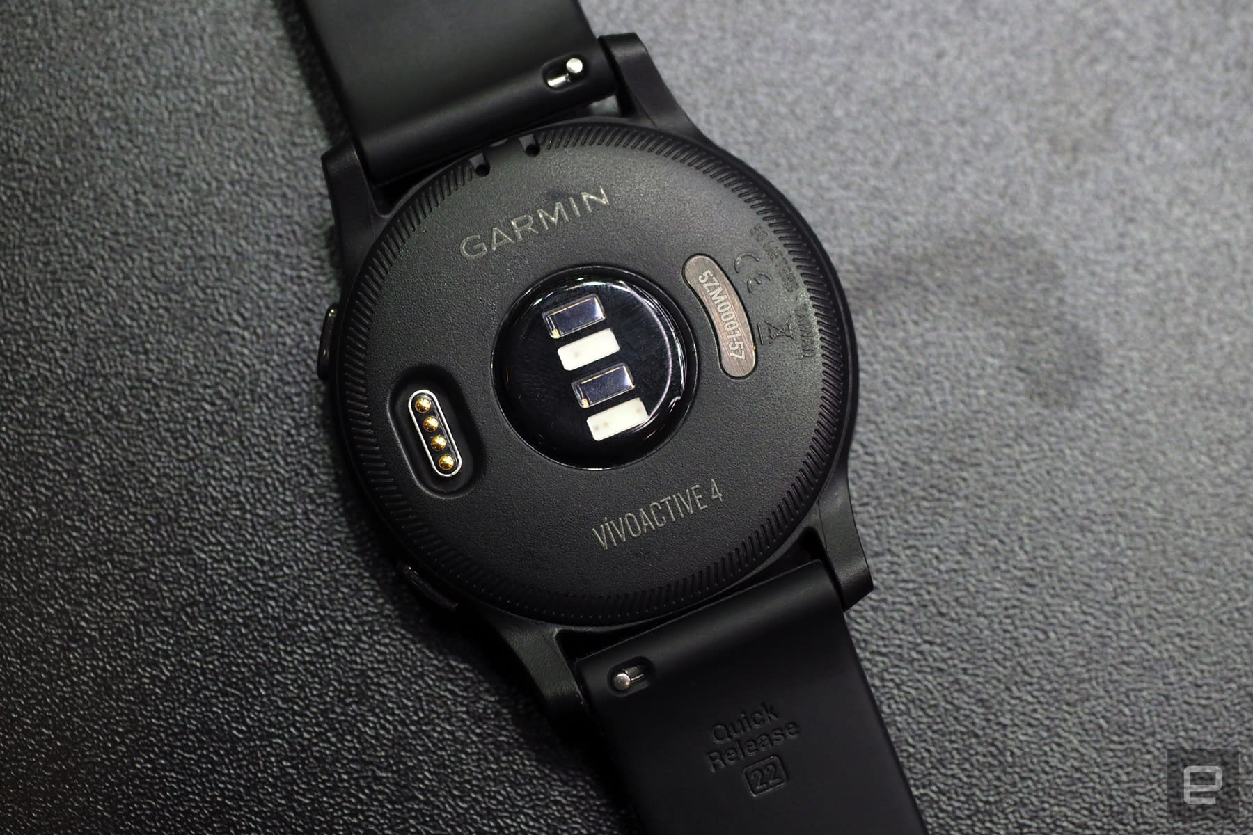 Garmin's new Vivoactive watch can track your yoga sessions