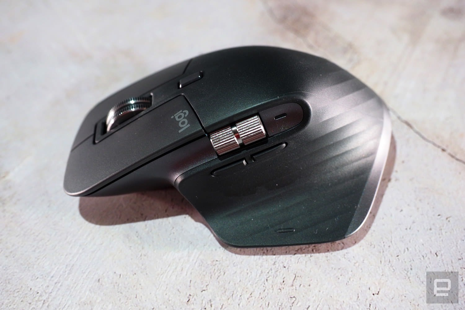 Logitech's new MX Master 3 employs magnets for a better scroll