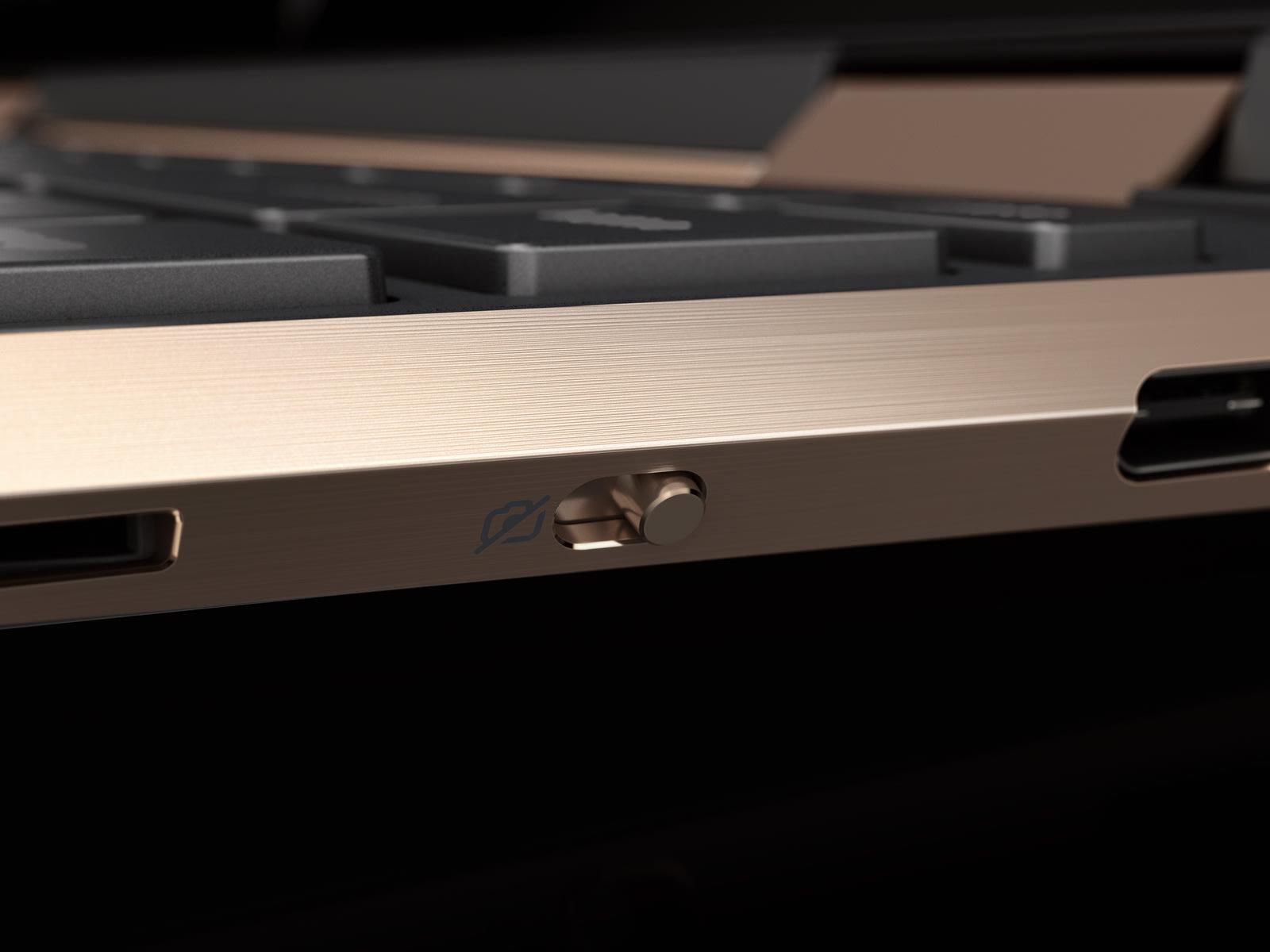 HP Spectre x360 webcam kill switch