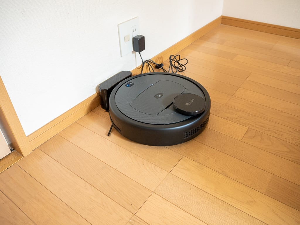 Smart Robot Cleaner G300
