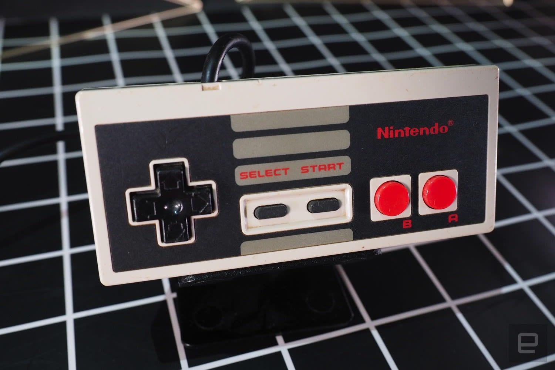 NES Gamepad
