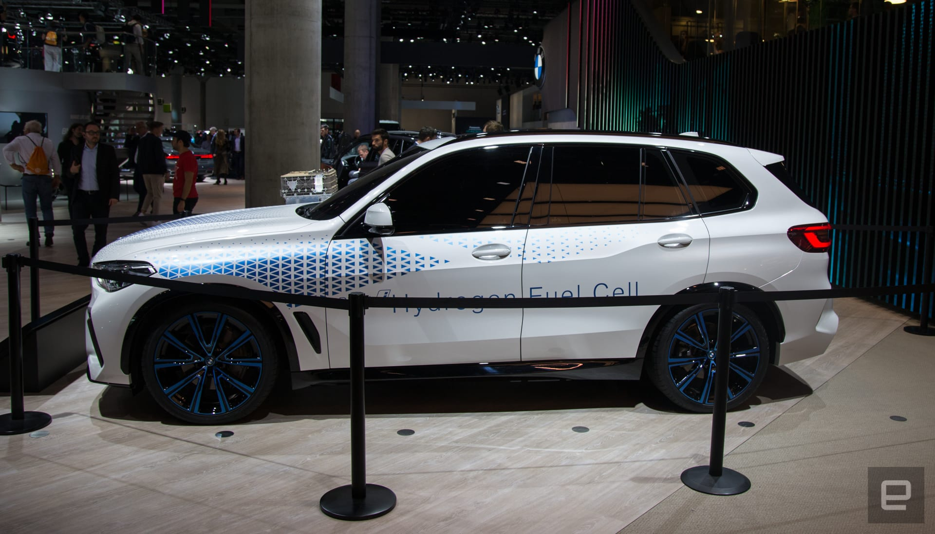 BMW i Hydrogen NEXT unveil