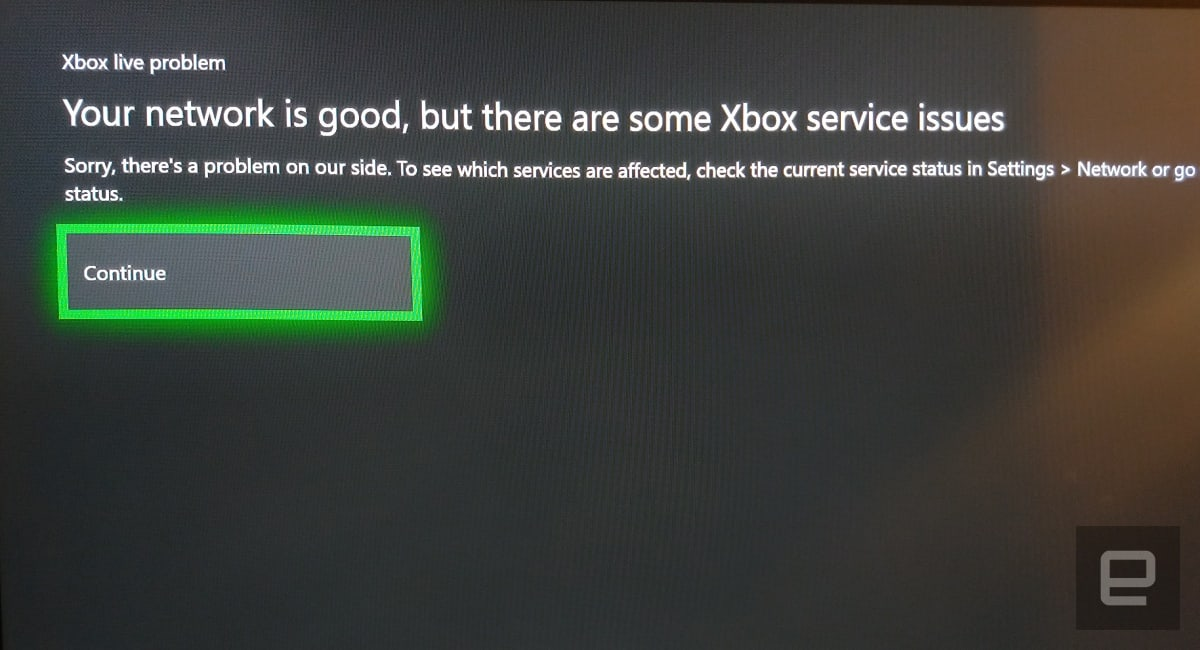 Xbox Live outage locks gamers out again