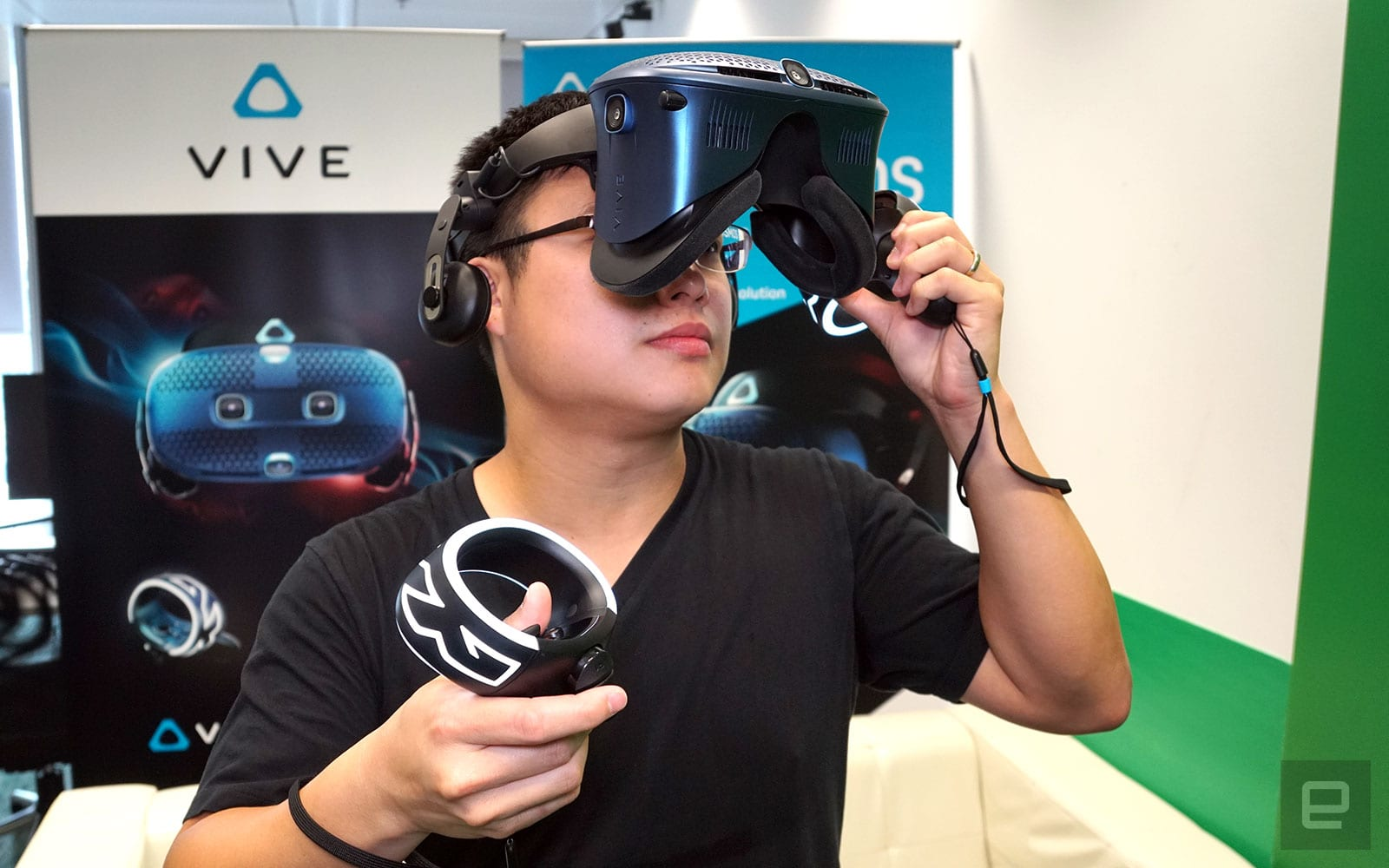 HTC Vive Cosmos