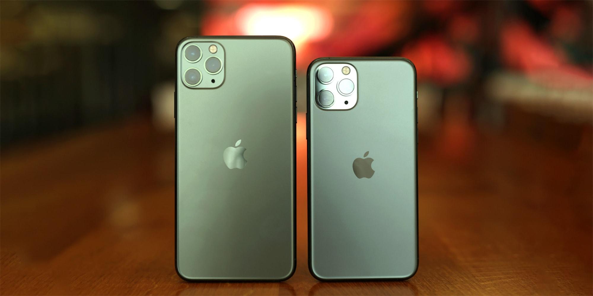 iphone 11 pro max レビュー