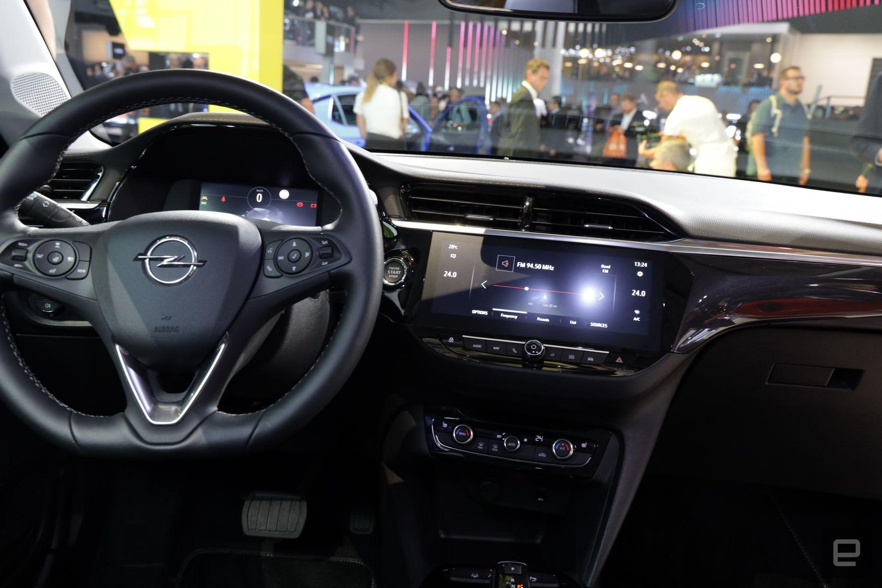 Opel S Corsa E Is An Alternative To Vw S Id 3 Ev Engadget