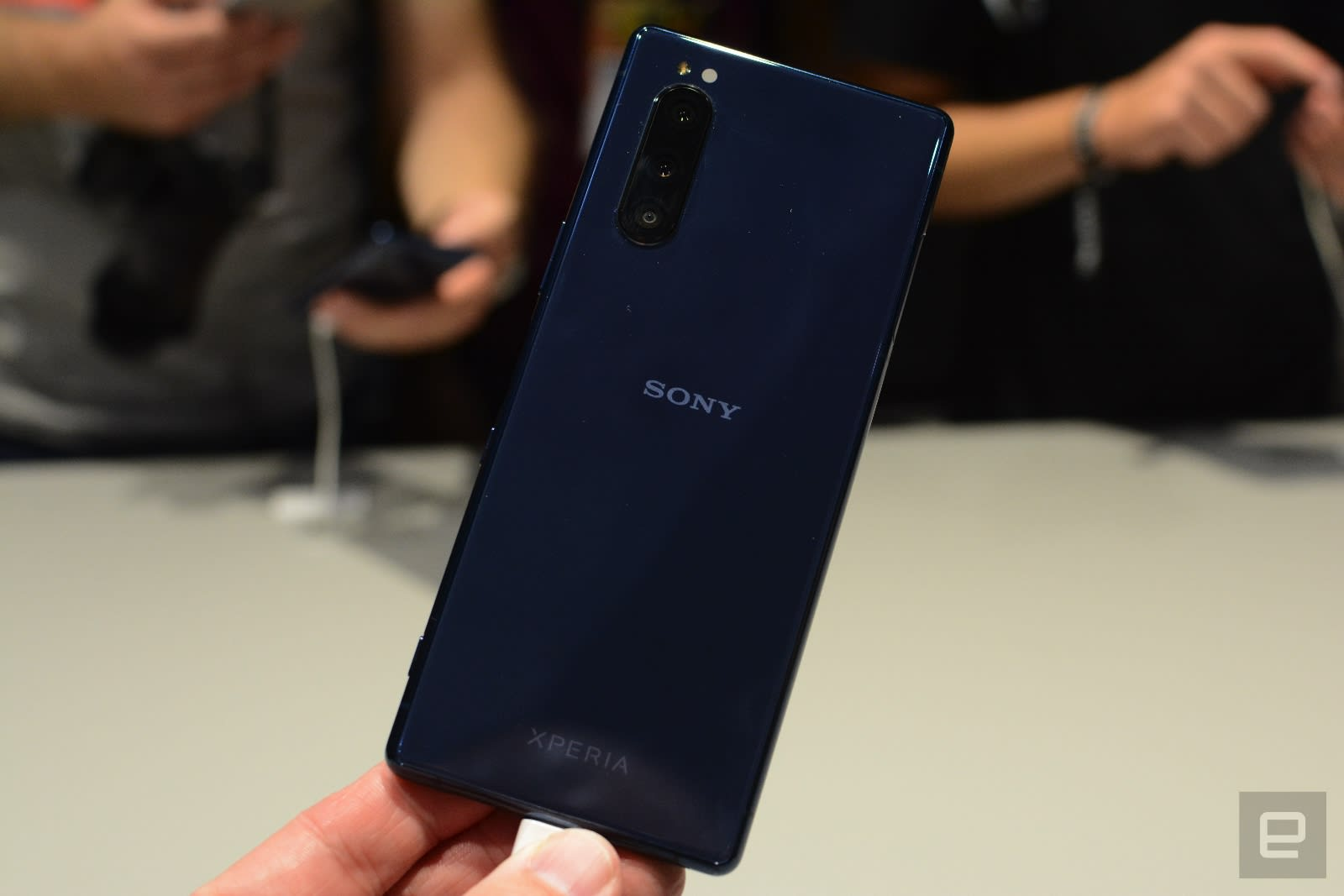 Sony's Xperia 5 isn't the triumphant return of the compact