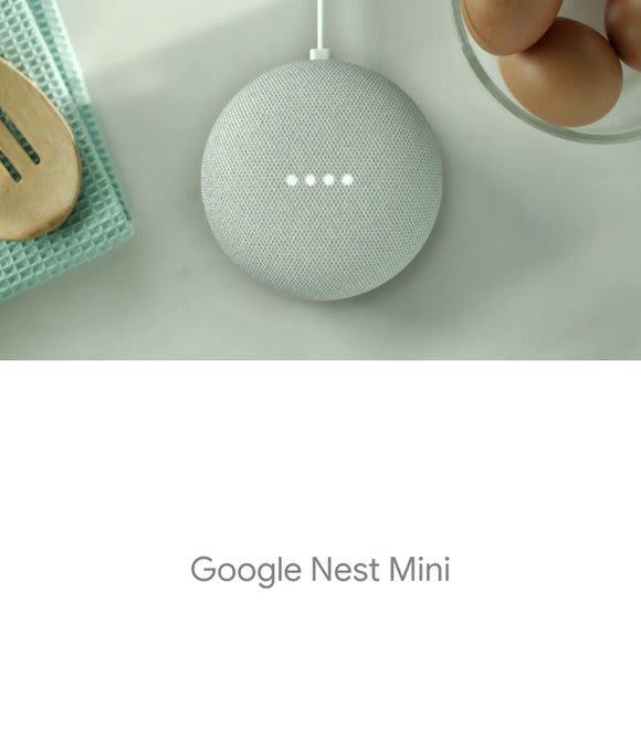 Nest Mini ad leak