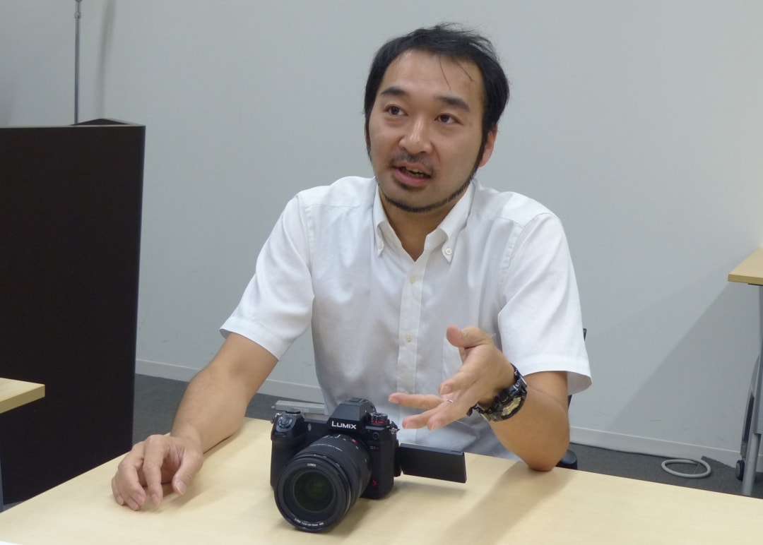 Panasonic LUMIX S1H Interview