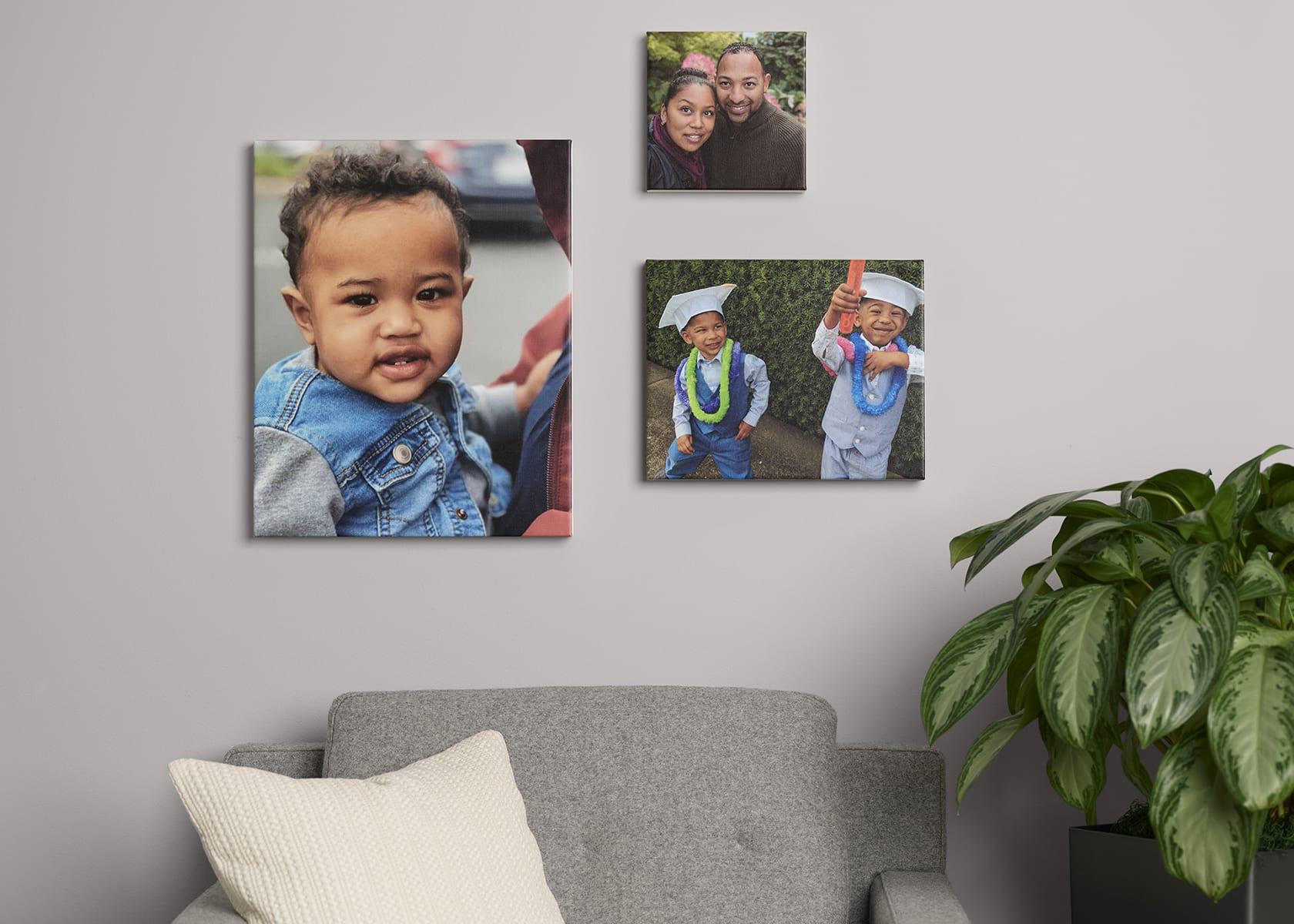 Google Photos canvases