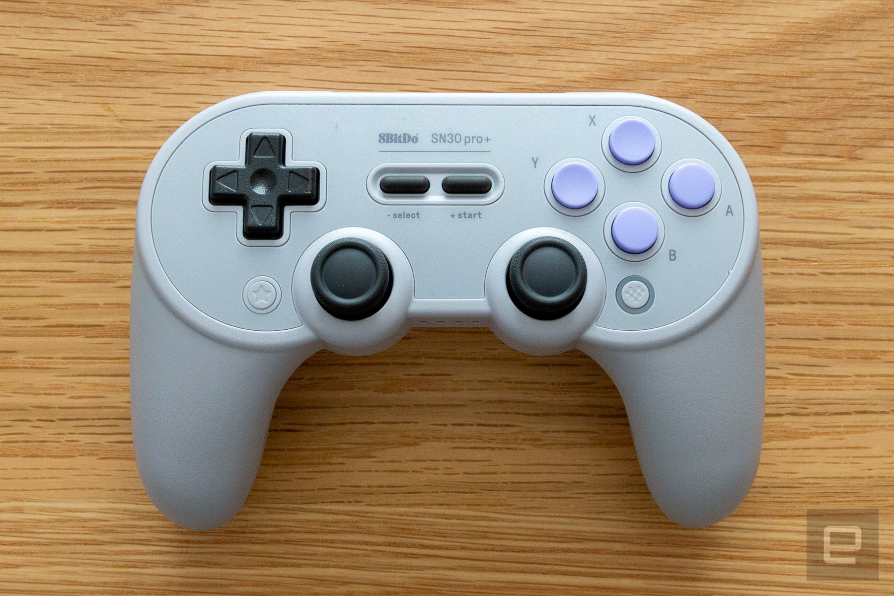 8bitdo S Sn30 Pro Is A Near Perfect Switch Controller Engadget