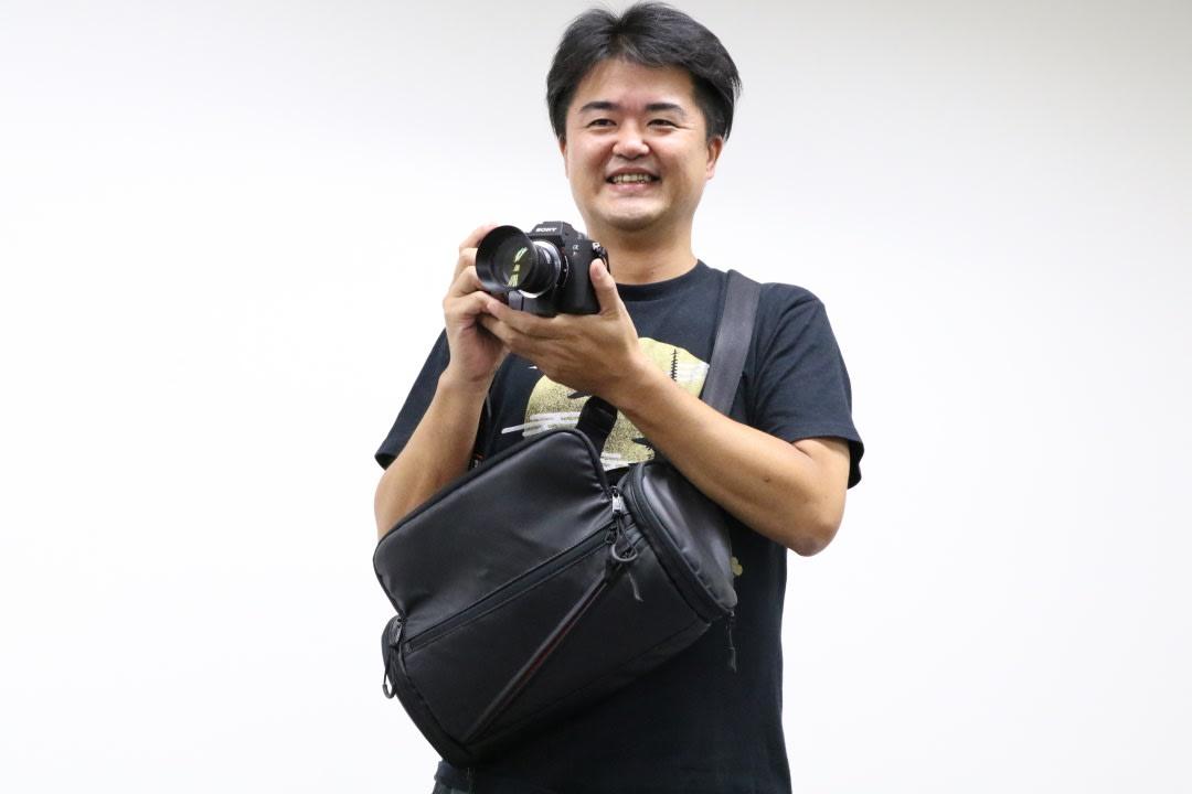 jetdaisuke camera bag kenkotokina