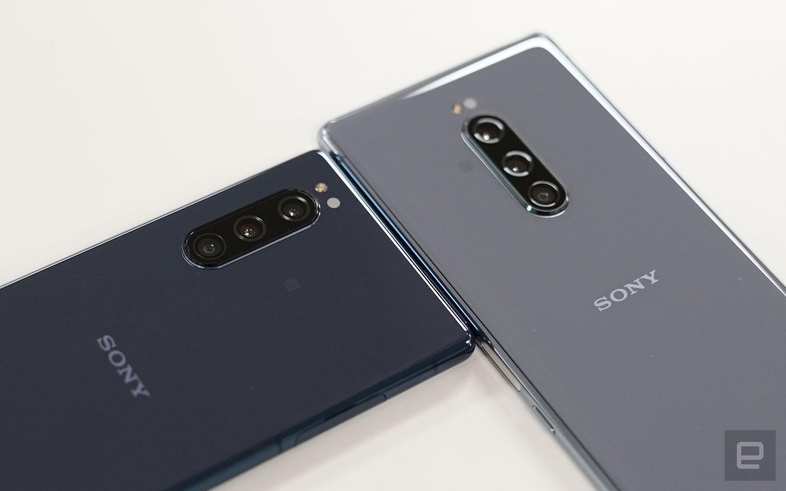 Sony Xperia 5 香港动手玩